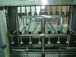 直线式灌装机械细节