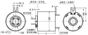 膏体灌装机设计图