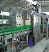 灌装生产线在企业的应用
