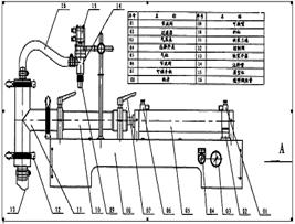 液体灌装头设计图