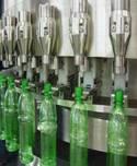 全自动液体灌装机工作灌装细节