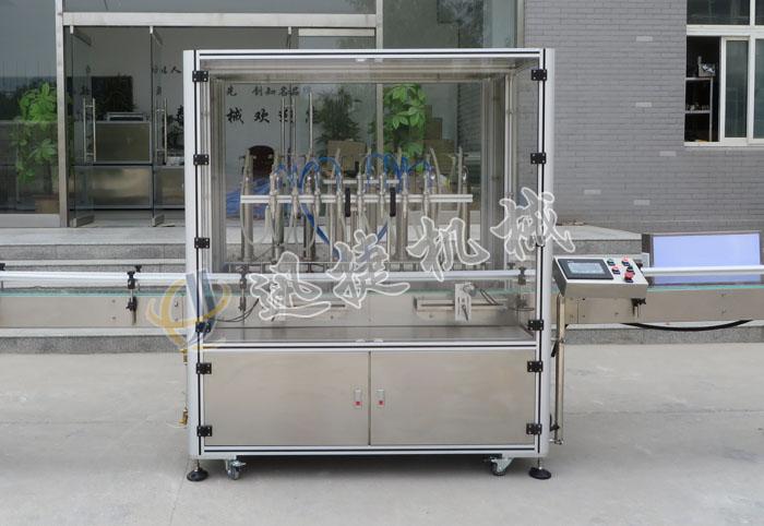 制动液灌装机 汽车制动液灌装机高清图片