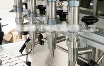 4头流量计润滑油脂灌装机细节