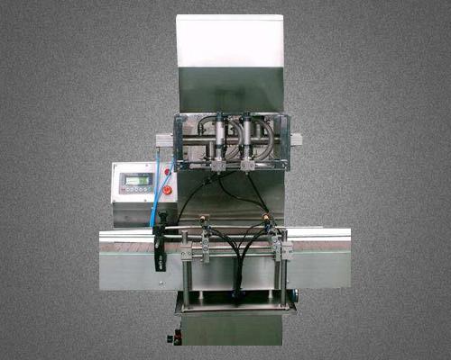 双头浓酱灌装机 GFX-2型