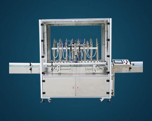 八头液体全自动灌装机