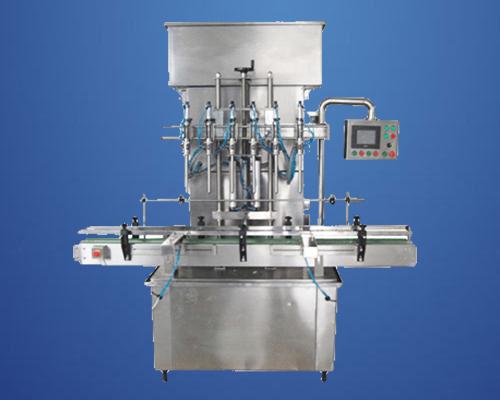 直线式瓶装酱油醋灌装机