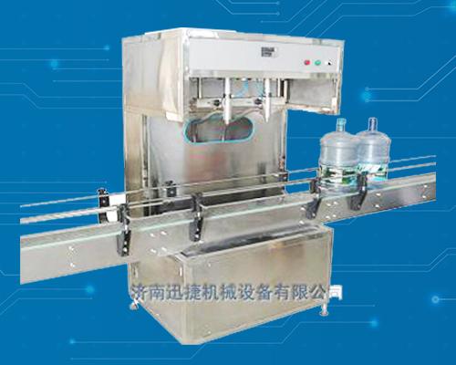 半自动桶装液体灌装机