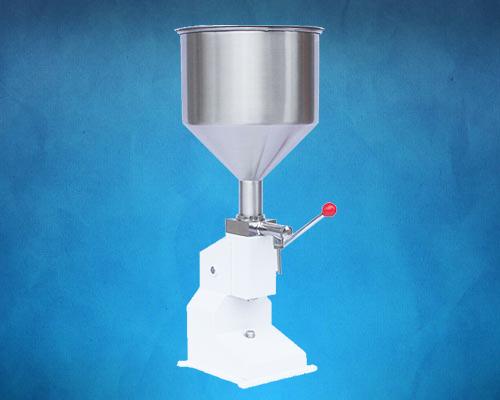 单头立式膏、液体灌装机