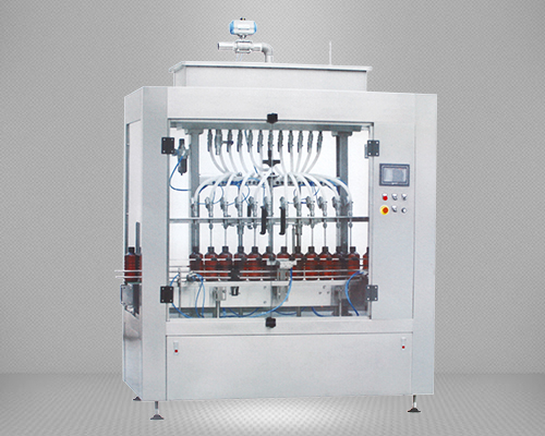 防冻液灌装机-防冻液直线式灌装机