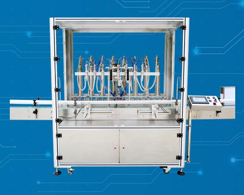 制动液灌装机-汽车制动液灌装机