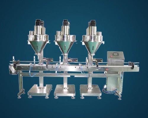 石膏粉包装机-粉料自动包装机