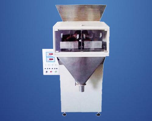塑料颗粒称重式定量包装机