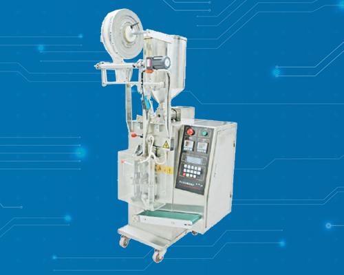 半自动液体包装机