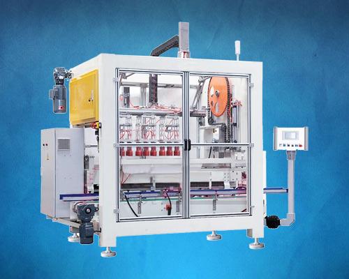 油桶机器人自动装箱机