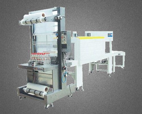 饮料套膜收缩包装机