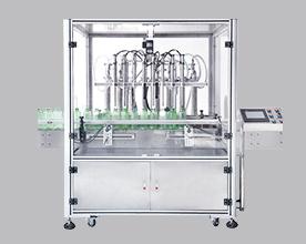 八头洗衣液灌装机 -专业的生产厂家